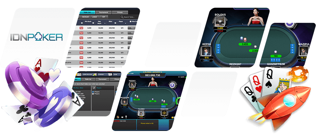 idnpoker online poker review