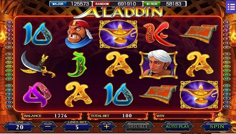 mega888 aladdin wishes