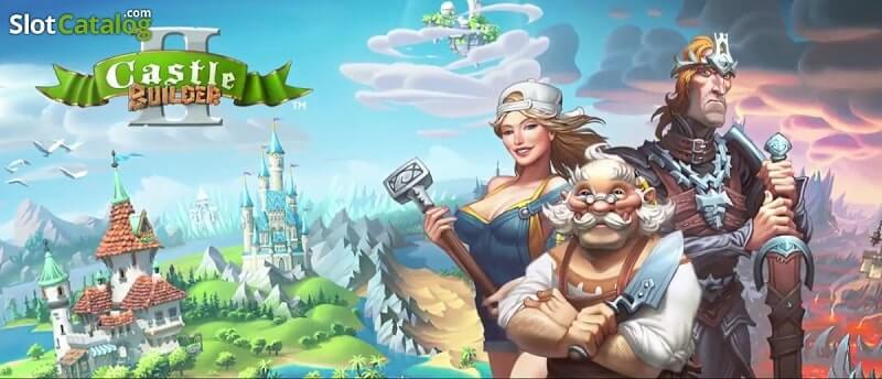 microgaming castle builder 2