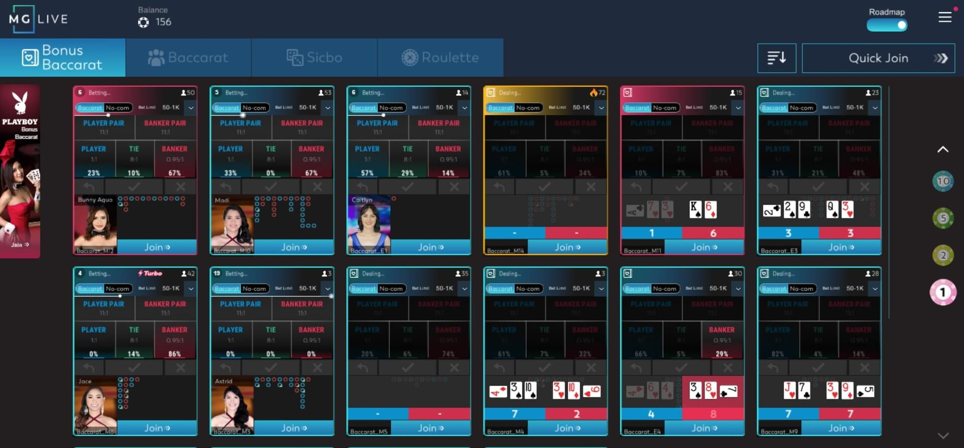 microgaming live casino