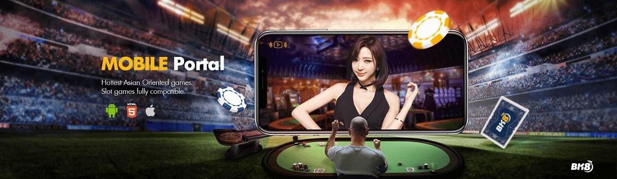 bk8 live casino banner